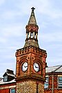 Ormskirk Clock Tower by Liam Liberty
