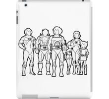 Thundercats Outline iPad Case/Skin