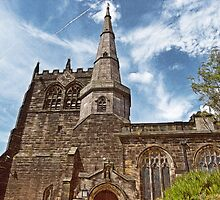 Ormskirk Parish Church by Liam Liberty