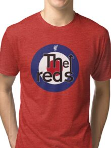 The Reds - Liverpool FC Mods Tri-blend T-Shirt