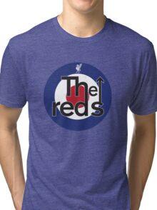 The Reds - Liverpool FC Mods Tri-blend T-Shirt