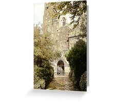 St Peter & Paul - Ormskirk Greeting Card