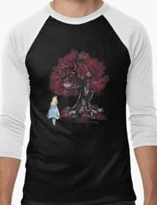 The Cheshire's Tree sumi-e T-Shirt