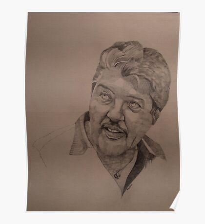 Sketch for Ivan Poster