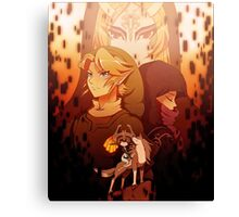 Legend of Zelda: Twilight Princess Canvas Print