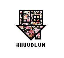 #HOODLUM - Floral Print Photographic Print