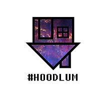 #HOODLUM - Galaxy Print  Photographic Print