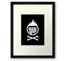 IBD Jolly Roger Framed Print