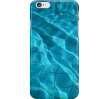 Swimming pool iPhone Case/Skin