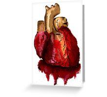 Heart2 0 Greeting Card