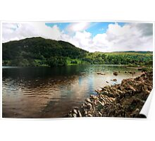 View of Rydal Water Poster