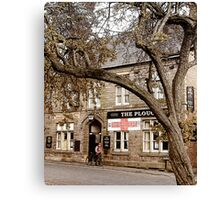 The Plough - Ormskirk Canvas Print