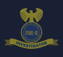 Hawaii Five-0 Investigator by Muta