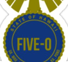 Hawaii Five-0 Investigator Sticker