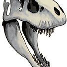 Animal skull by michelleduerden