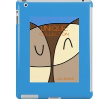 Unique: Collection by A.D. Baker iPad Case/Skin