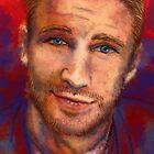 Chris Evans by Chantelle Janse van Rensburg