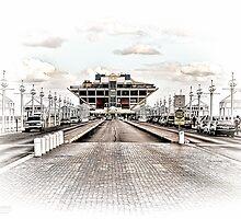 St. Petersburg Pier HDR by MKWhite