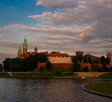 Wawel by Slawomir  Piasecki