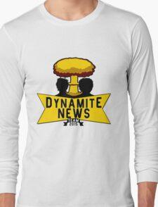 Team Dynamite News Long Sleeve T-Shirt