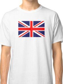 Great Britain Flag Classic T-Shirt