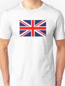 Great Britain Flag Unisex T-Shirt