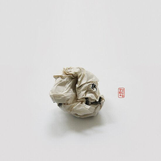 """Failed Sumi"" Origami by 73553"