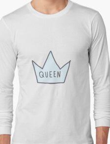 Queen Long Sleeve T-Shirt