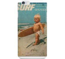 Surf rat iPhone Case/Skin