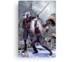 Shadow Elves: Loyalists Canvas Print