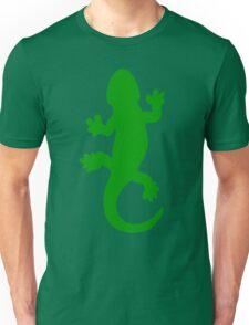 Green Lizard Unisex T-Shirt
