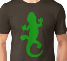 Green Lizard Unisex T-Shirt