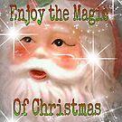 Enjoy the Magic of Christmas by Charldia