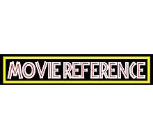 Movie Reference - Jurassic Park Photographic Print