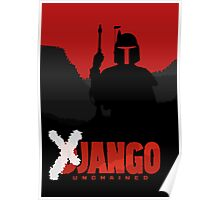 Jango Unchained Poster