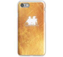 Modern Military Gold iPhone Case/Skin