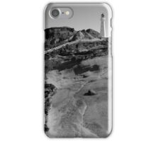 Castle Point Lighthouse New Zealand iPhone Case/Skin