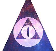 Triangular Stars by JinnyMoose