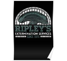 Ripley's Extermination Services Poster
