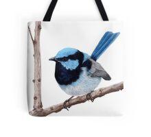 Superb fairy-wren Tote Bag