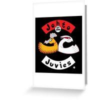 Shiny Johto Juvies Greeting Card