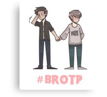 #BROTP Canvas Print