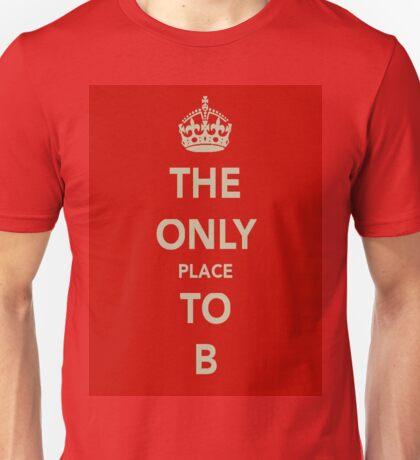 B Block Unisex T-Shirt