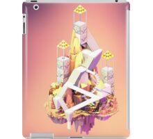 Low Poly Puzzle Scene iPad Case/Skin