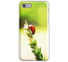 Ladybug High descent iPhone Case/Skin