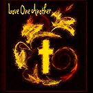 Love One Another ( new color) by Marie Sharp