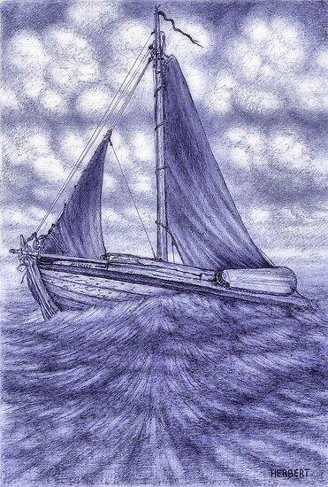 Adrift by Indigo46