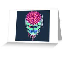 RoboCorpse Greeting Card