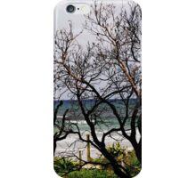 Burnt Beach iPhone Case/Skin