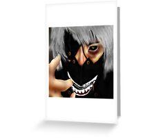 Tokyo Ghoul - Kaneki Greeting Card